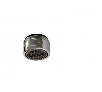 Perlátor úsporný Terla, bublinkový prúd, konštantný prietok 6 l/min, vonkajší závit M24x1