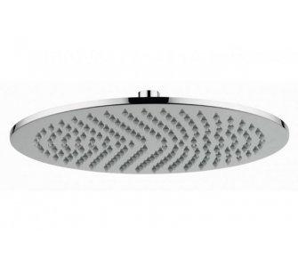 Sprchová hlavica okrúhla, kovová-mosadz, priemer 300mm