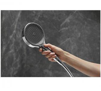 ručná sprcha 3-polohová, d 132 mm, RAINFINITY, chróm