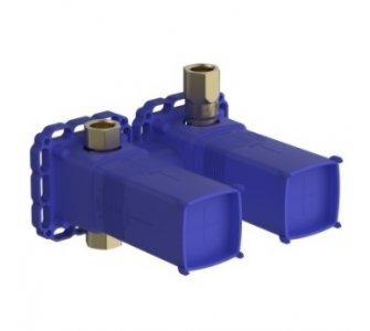 Základné podomietkové teleso pre sprchové a vaňové batérie, DN 15, HANSAMATRIX