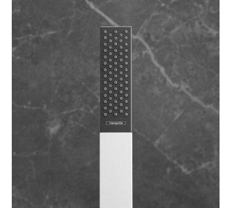 ručná sprcha tyčová, 1-polohová, 100 x 38 mm, dĺžka 230 mm, RAINFINITY, chróm