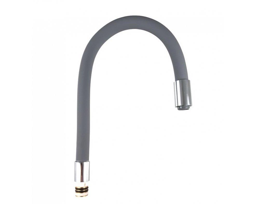 výtokové rameno pre batériu KI112103, sivé