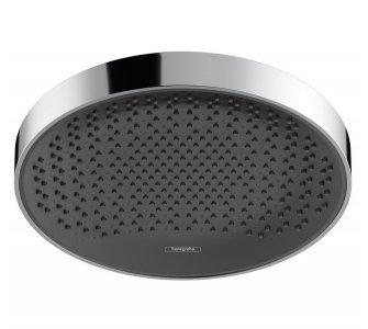 horná sprcha 1-polohová, d 360 mm, RAINFINITY, chróm