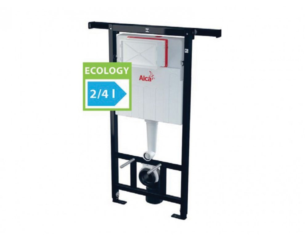 Jádromodul - Predstenový inštalačný systém ECOLOGY pre suchú inštaláciu (predovšetkým při rekoštrukcii bytových jadier)