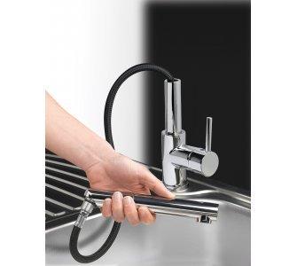 SET granit Sinks BEST 780 Marone+MIX 350P
