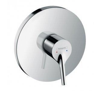 batéria podomietková sprchová, pre 1 odberné miesto, TALIS S, chróm