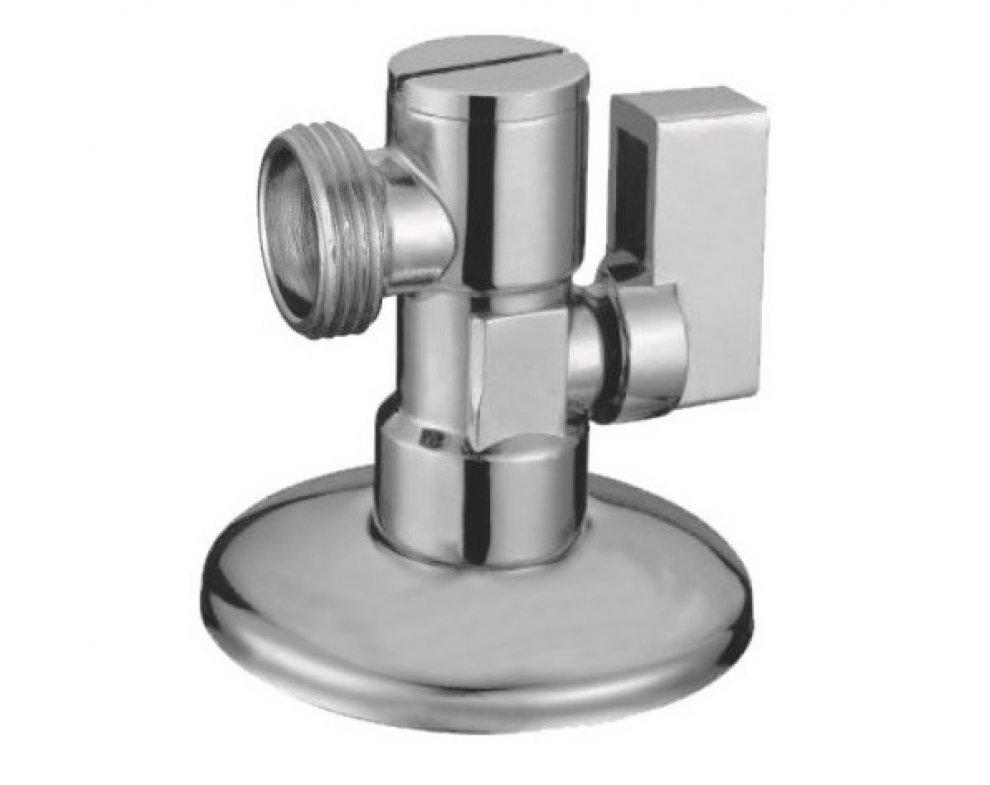 Ventil rohový guľový s filtrom a spätnou klapkou a krytkou, krátky 1/2