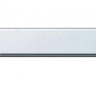 Rošt pre líniový podlahový žľab, 650mm, DESIGN, nerez matný