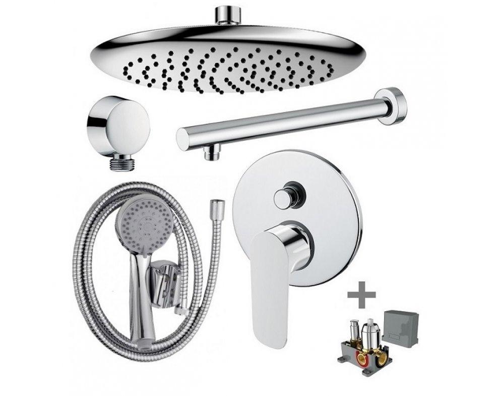SET podomietkovej sprchovej batérie a sprchového príslušenstva, DAKOTA