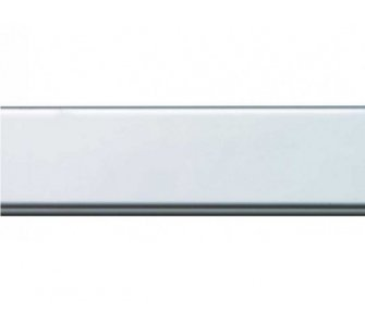 Rošt pre líniový podlahový žľab, 950mm, DESIGN, nerez lesklý