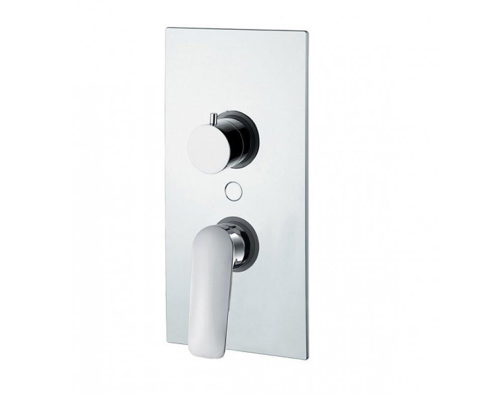 SET podomietkovej sprchovej batérie s keramickým prepínačom a sprchového príslušenstva, LAGUNA