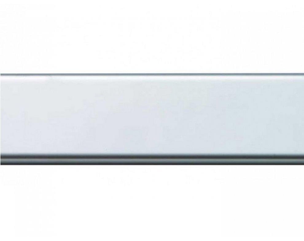 Rošt pre líniový podlahový žľab, nerez-lesk