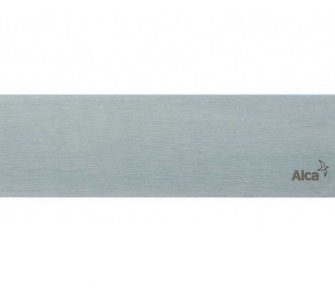 Rošt pre líniový podlahový žľab, 950mm, POSH, nerez matný