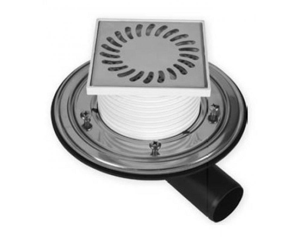 PVBU 50 PR PV boční univerzální s přírubou