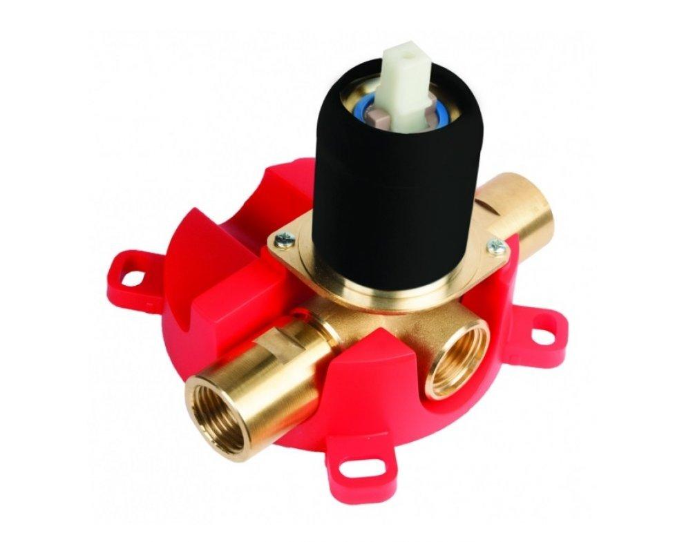 Základné podomietkové teleso pre batérie ELITE, PROJECT, FRESH, INFINITY, čierne
