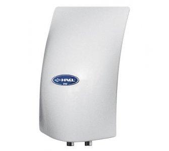 elektrický prietokový ohrievač vody PM 4,5kW s drezovou stenovou pákovou batériou SOLIS