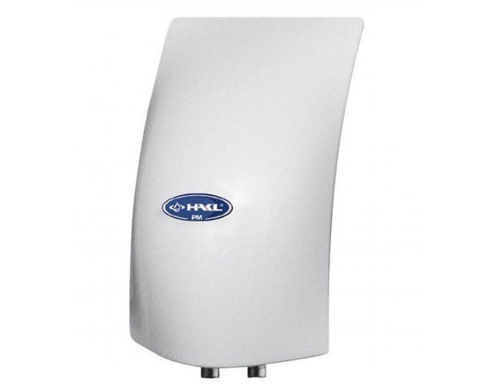 elektrický prietokový ohrievač vody PM 5,5kW s drezovou stenovou klasickou batériou SOLIS
