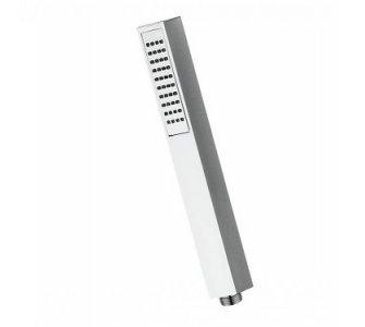 Ručná sprcha 1-polohová, kovová, CORNER Q