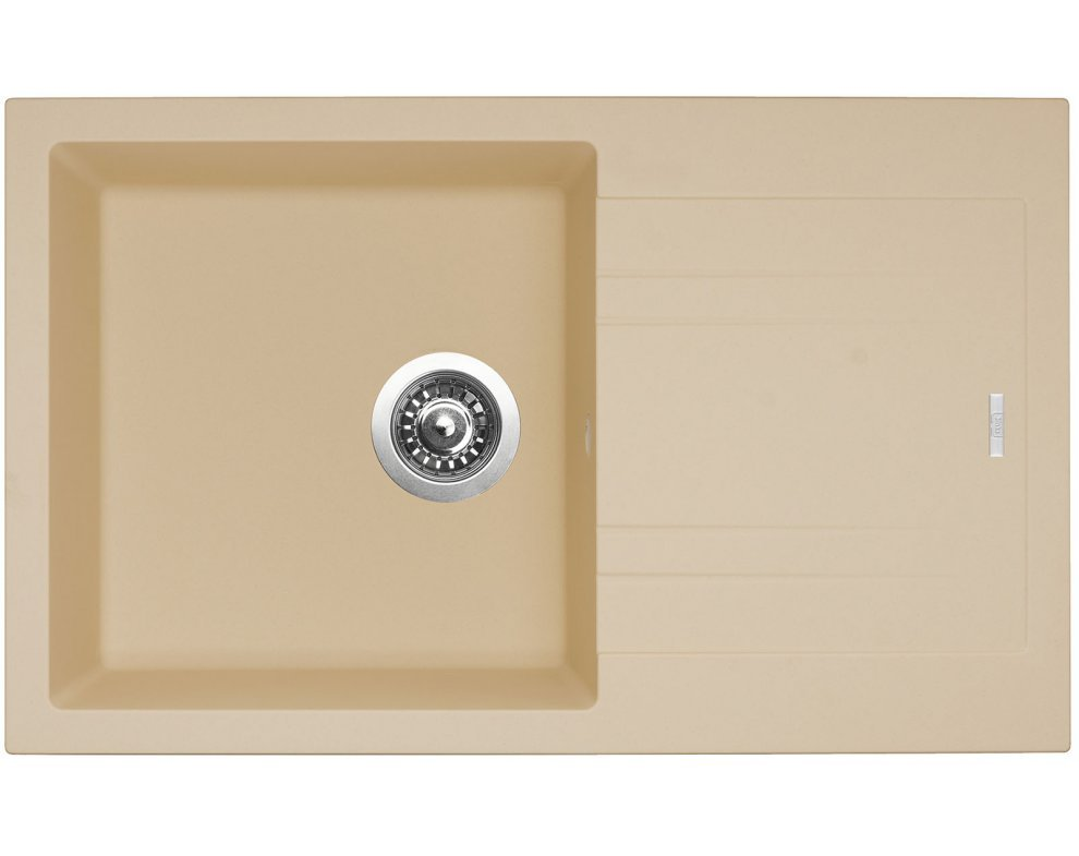 drez granitový Sinks LINEA 780 N Sahara