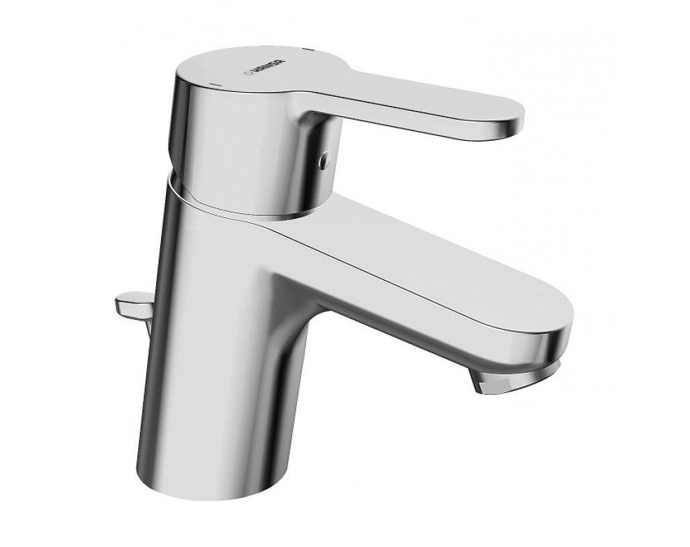 kúpeľňový set - batéria umývadlová a vaňová, sprchová súprava, HANSAPRIMO, chróm