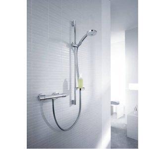27086000  sprchová kombinace Croma 100 Multi/Ecostat1001 SL a sprchová tyč Unica'C 650mm