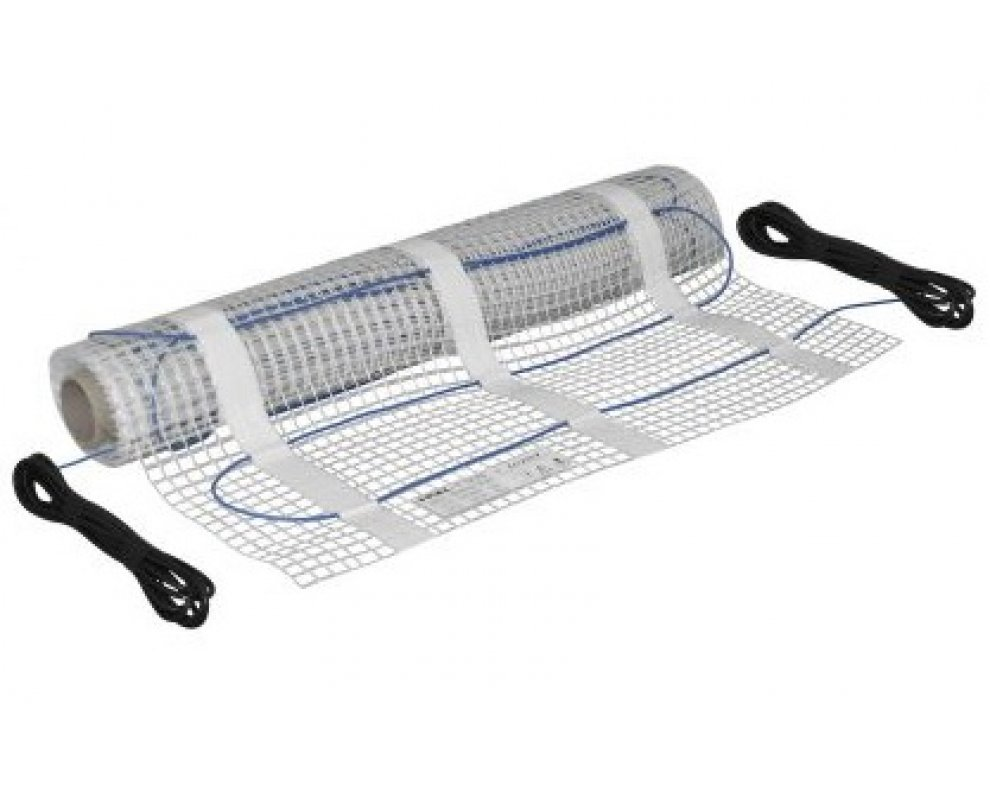HAKL - elektrická podlahová vykurovacia rohož pod parkety, šírka 0, 5 m, dĺžka 18m