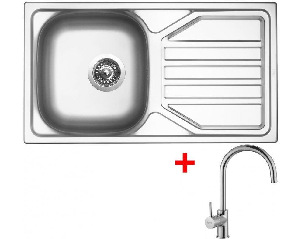SET nerez Sinks OKIO 780 V+VITALIA
