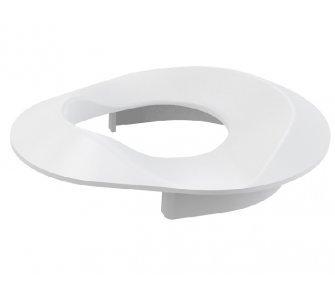 Detská vložka na WC sedadlo, biela