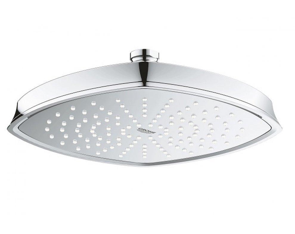 Horná sprcha, 221 x 221 mm Grandera