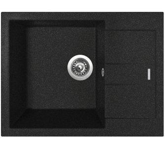 drez granitový Sinks AMANDA 650 Granblack