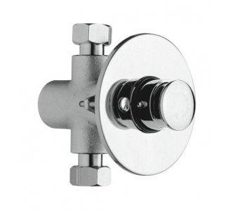 Tlačný ventil pisoárový podomietkový