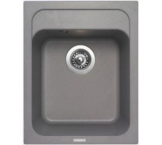 drez granitový Sinks CLASSIC 400 Titanium