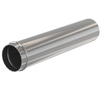 Predlžovací kus pre kovové sifóny k umývadlu, dĺžka 150mm, d32mm, chróm