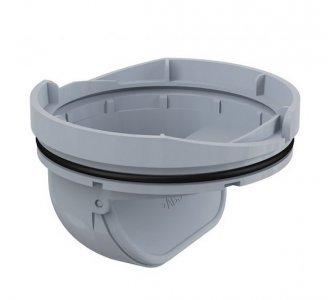 Suchá zápachová uzávierka pre podlahové vpusty, do exteriéru, prietok 57-62l/min.