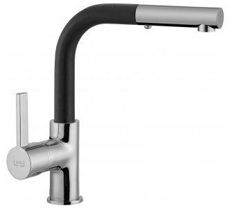 batéria drezová granitová Sinks ENIGMA S - 74 Metalblack