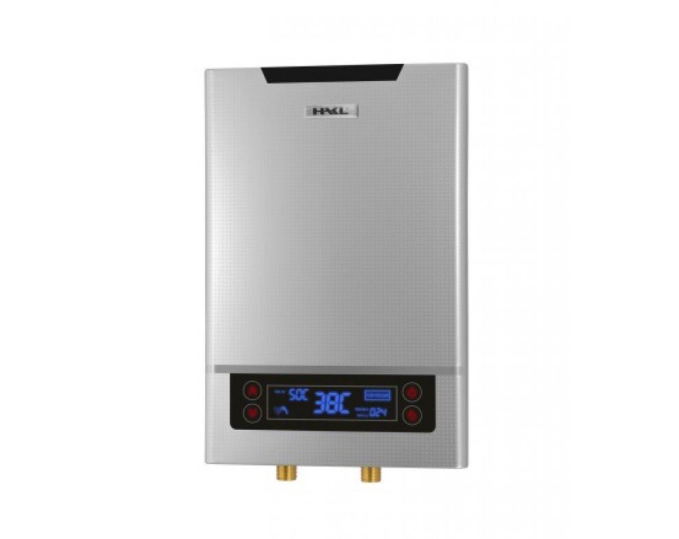 elektrický prietokový ohrievač vody s voliteľným výkonom, elektronickým spínaním a tlakovou prevádzkou  15 kW