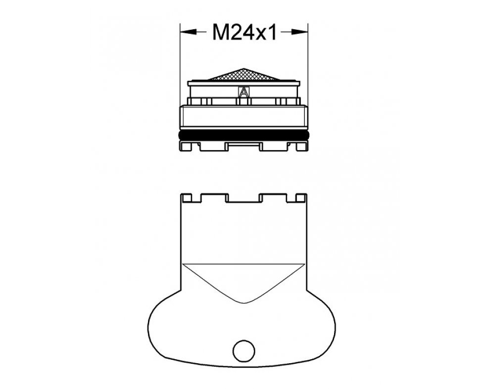 perlátor M 24 x 1
