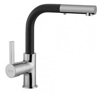 set granit Sinks GRANDE 800 Metalblack+ENIGMA S GR