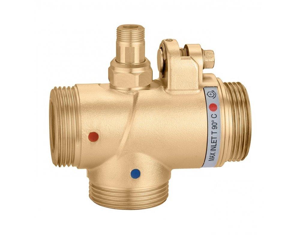 """Nastaviteľný termostatický zmiešavací ventil pre systémy centrálneho vykurovania, DN 40, 2 1/4"""""""