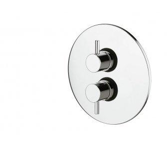 Batéria sprchová podomietková termostatická pre 1 odberné miesto, DITIRAMBO
