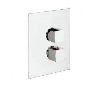 batéria sprchová podomietková termostatická pre 1 odberné miesto, MZ3