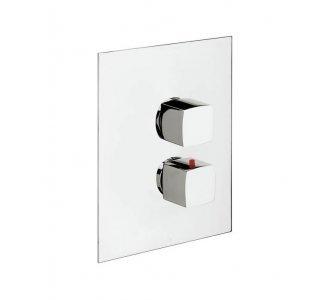 batéria sprchová podomietková termostatická pre 3 odberné miesta, MZ3