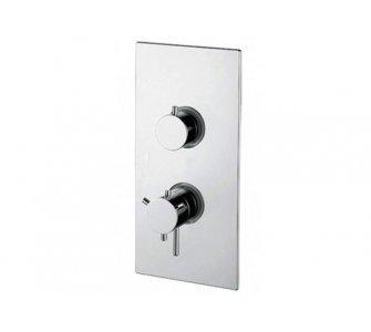 batéria sprchová podomietková termostatická pre 5 odberných miest, DITIRAMBO