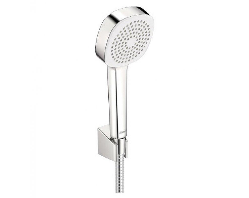 Sprchová súprava, ručná sprcha 1-polohová, hadica 1500mm, HANSABASICJET