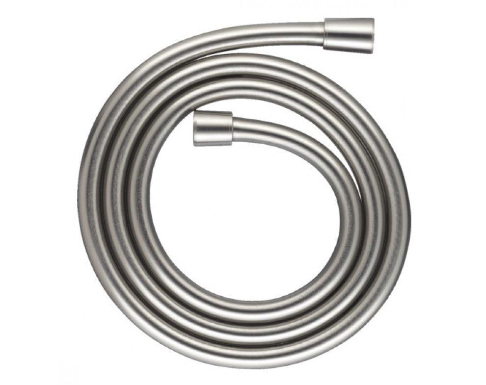 Sprchová hadica plastová, 1600 mm, ISIFLEX, nerez