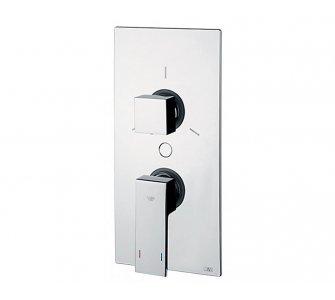 VIP batéria sprchová podomietková pre 3 odberné miesta, CINQUE