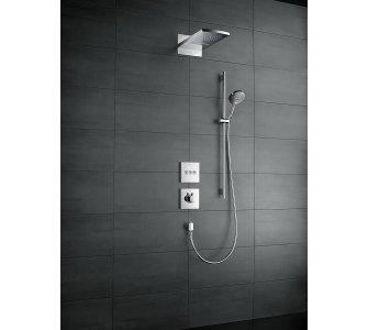 Hlavová sprcha 2jet, RAINDANCE RAINFALL 180 Air, chróm