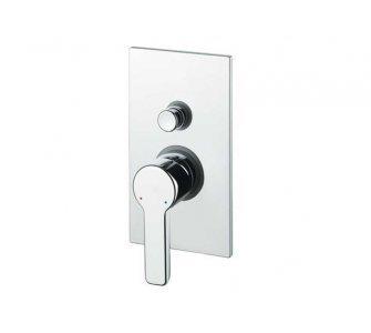 VIP batéria sprchová podomietková pre 2 odberné miesta, COLONNA