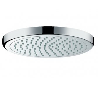 Tanierová horná sprcha priemer 220 mm, CROMA, chróm
