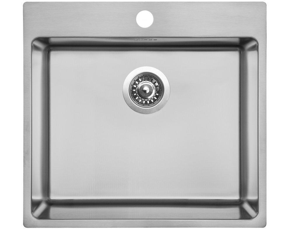drez nerezový Sinks BLOCKER 550 V 1mm kartáčovaný